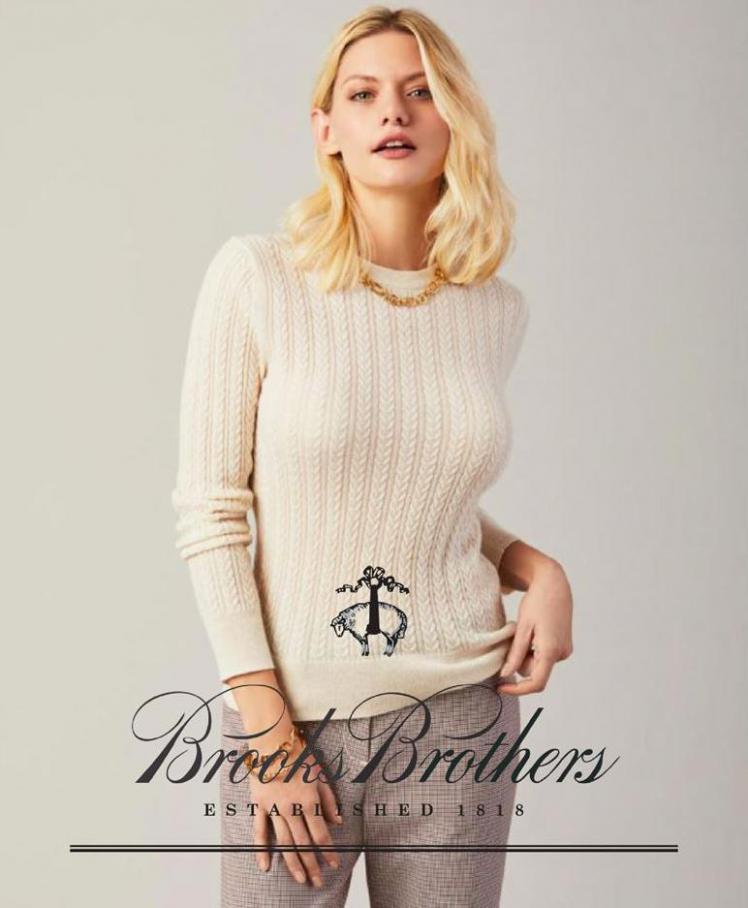 Nuovi Arrivi / Donna . Brooks Brothers (2021-03-16-2021-03-16)