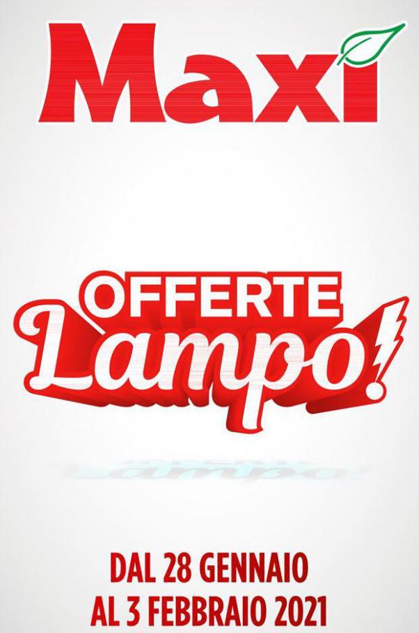 Offerte Lampo! . Maxi Superstore (2021-02-03-2021-02-03)
