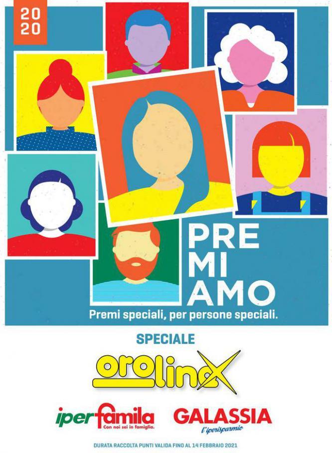 Speciale OROLINE . Galassia (2021-02-14-2021-02-14)