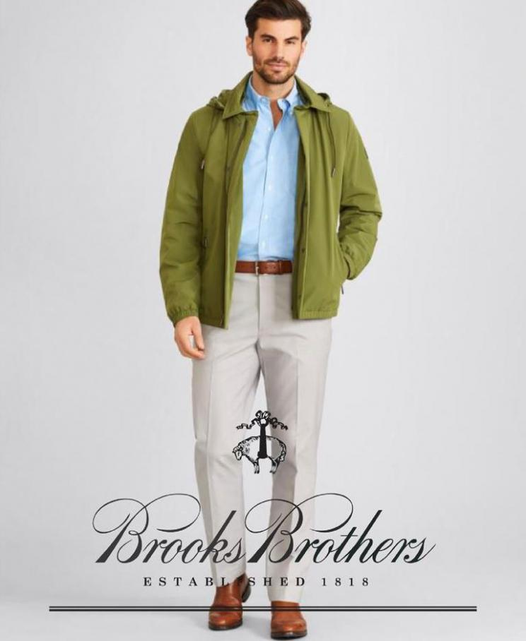 Nuovi Arrivi / Uomo . Brooks Brothers (2021-03-16-2021-03-16)