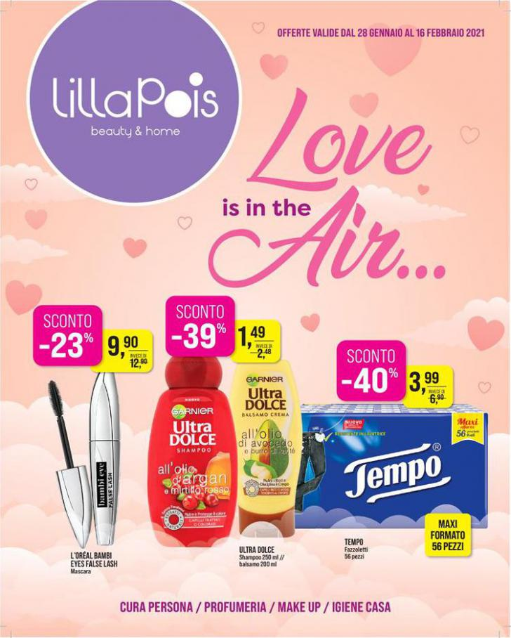 Love is in the Air... . Lillapois (2021-02-16-2021-02-16)