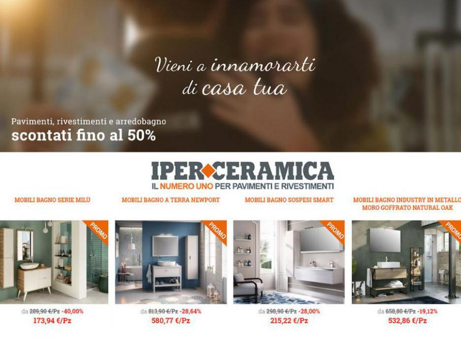 Scontati Fino Al 50% . Iperceramica (2021-03-31-2021-03-31)
