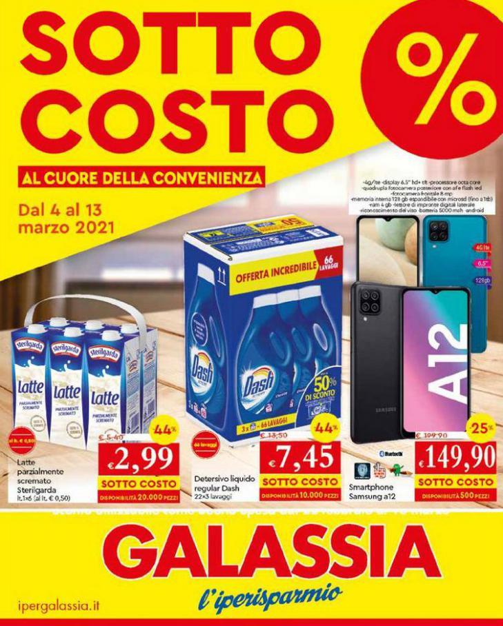 SOTTOCOSTO . Galassia (2021-03-13-2021-03-13)