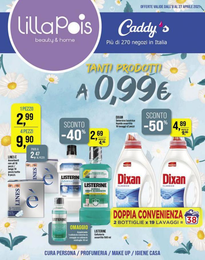 Tanti prodotti a 0,99€ . Lillapois (2021-04-27-2021-04-27)