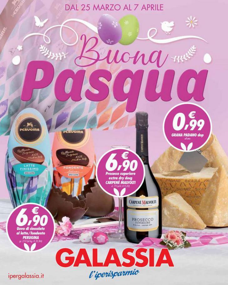 PASQUA . Galassia (2021-04-07-2021-04-07)