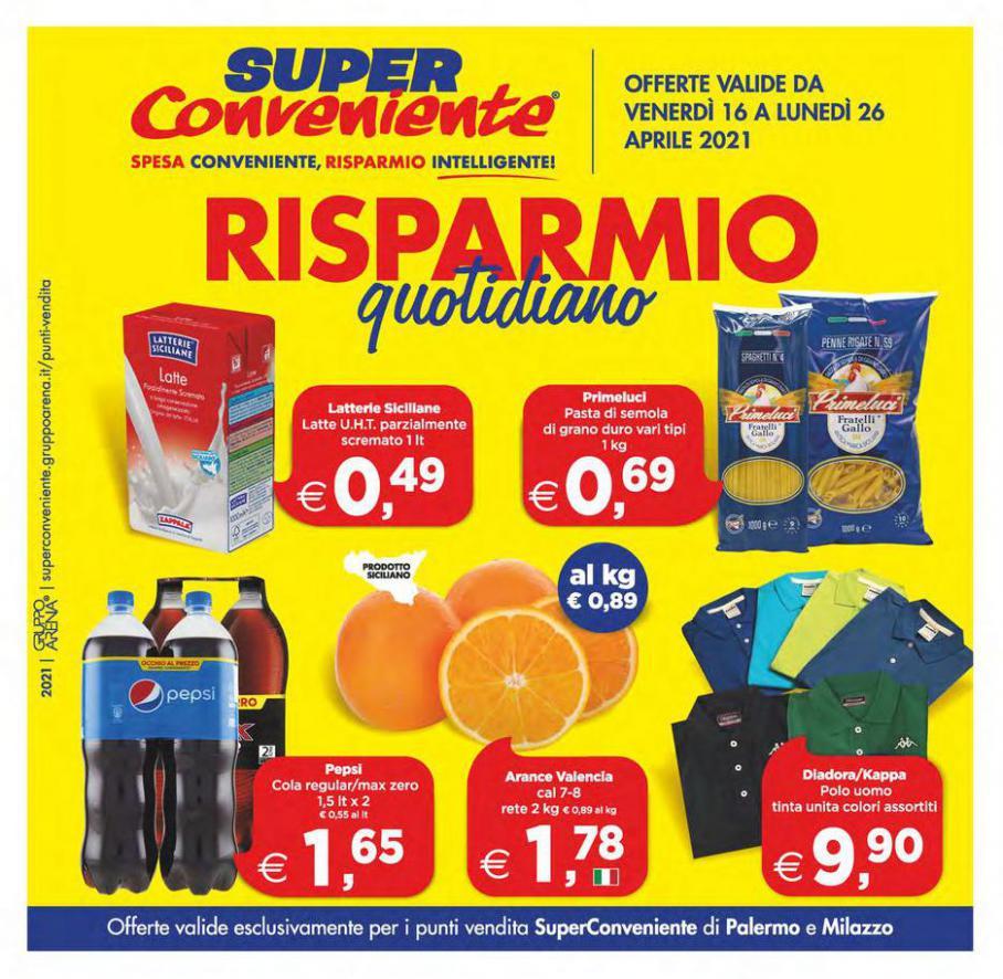 Risparmio quotidiano . Iper Super Conveniente (2021-04-26-2021-04-26)