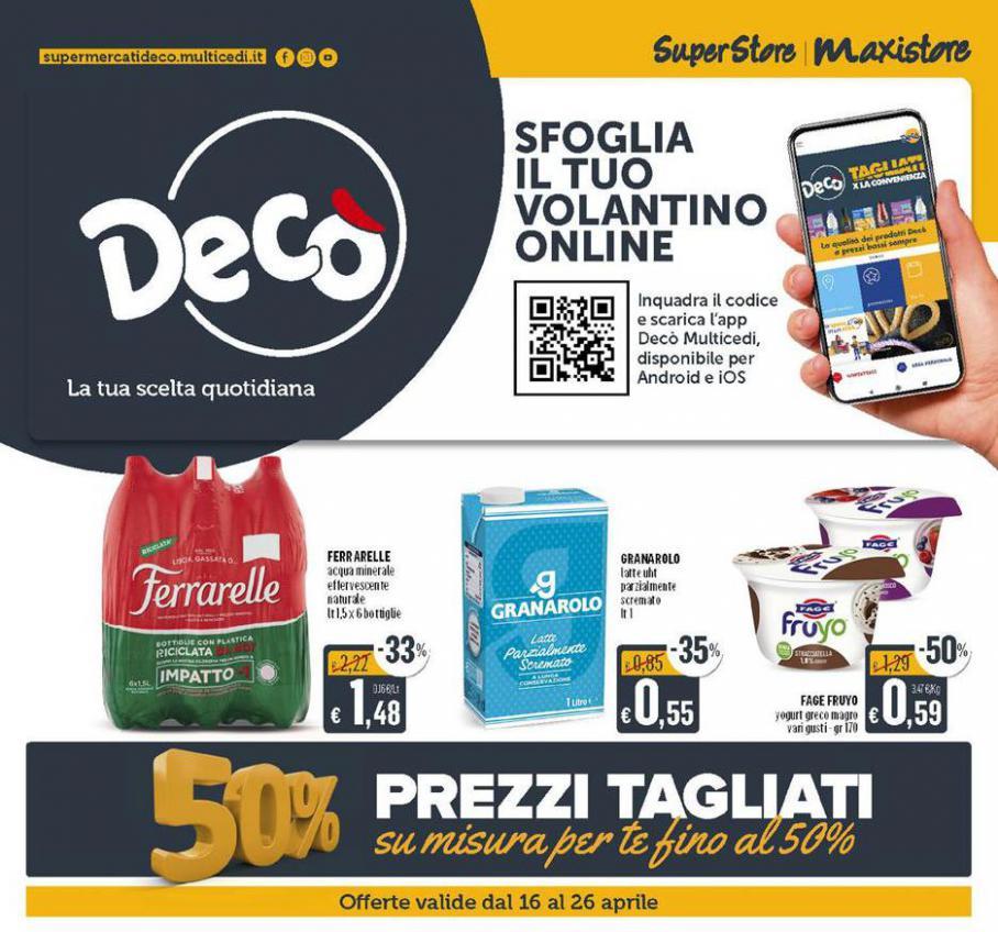 DECO MAXISTORE - Prezzi tagliati . Deco Maxistore (2021-04-26-2021-04-26)