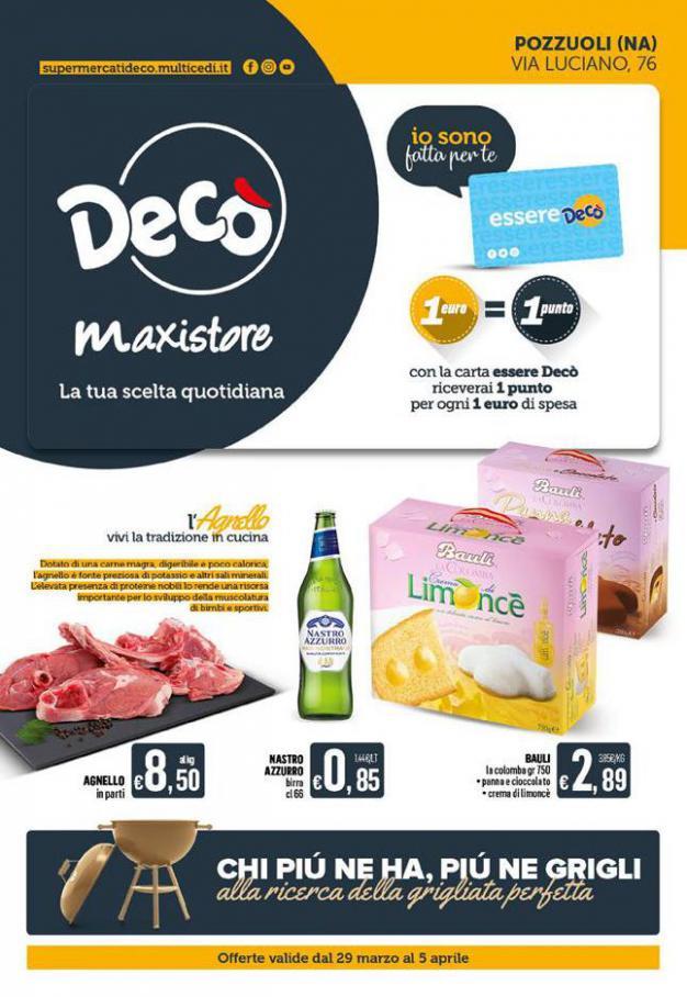DECO MAXISTORE - La tua scelta quotidiana! . Deco Maxistore (2021-04-05-2021-04-05)