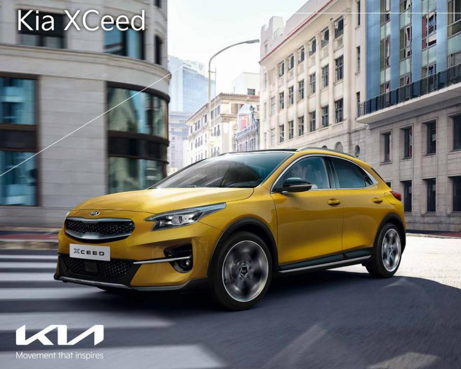 XCeed . Kia (2022-01-31-2022-01-31)