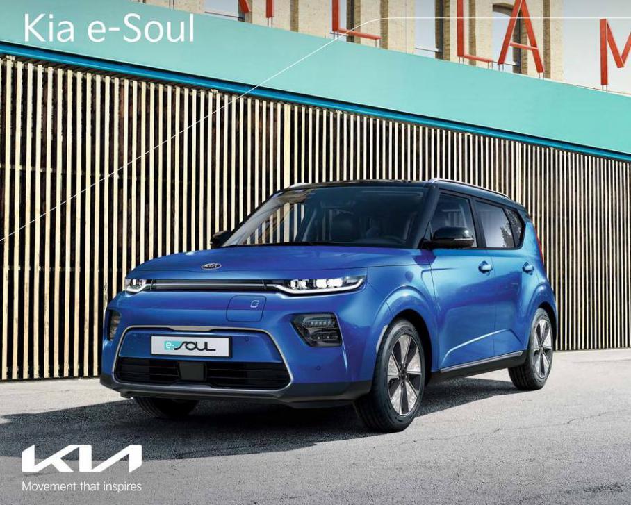 e-Soul . Kia (2022-01-31-2022-01-31)