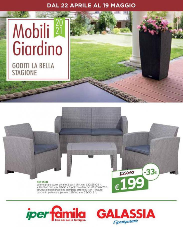 Speciale Mobili Giardino . Galassia (2021-05-19-2021-05-19)