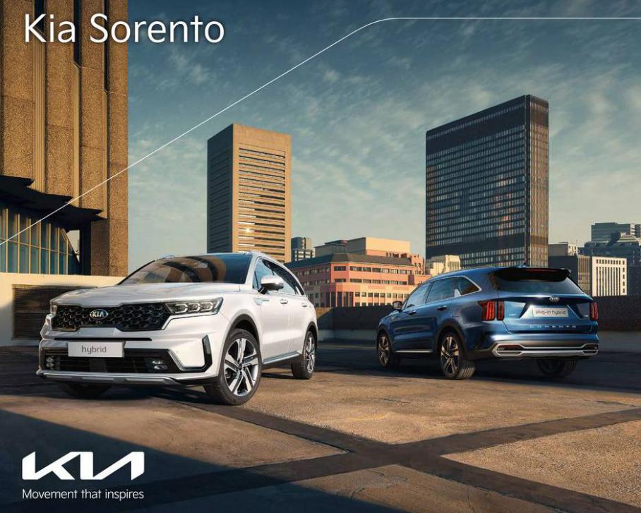 Sorento Hybrid . Kia (2022-12-31-2022-12-31)