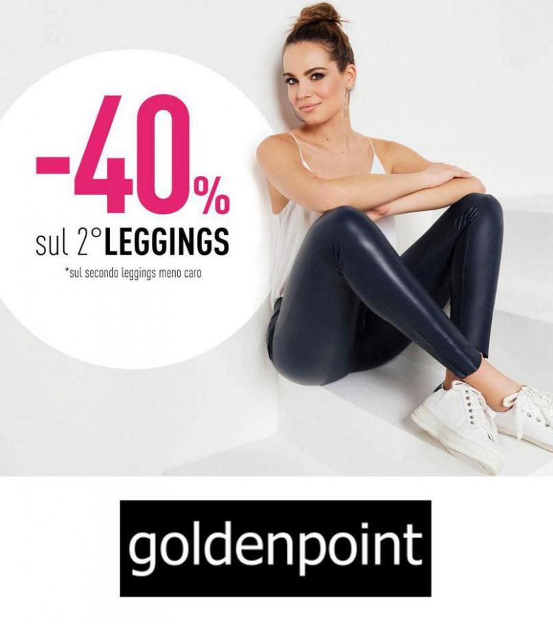 -40% sul 2o Leggins . Goldenpoint (2021-05-17-2021-05-17)
