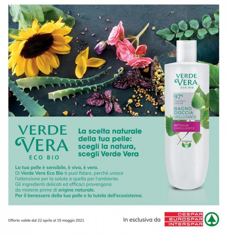 Verde Vera Eco Bio . Despar (2021-05-15-2021-05-15)