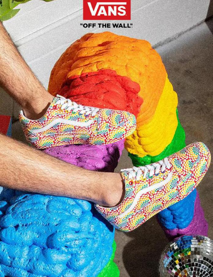 Collezione Pride  . Vans (2021-06-11-2021-06-11)