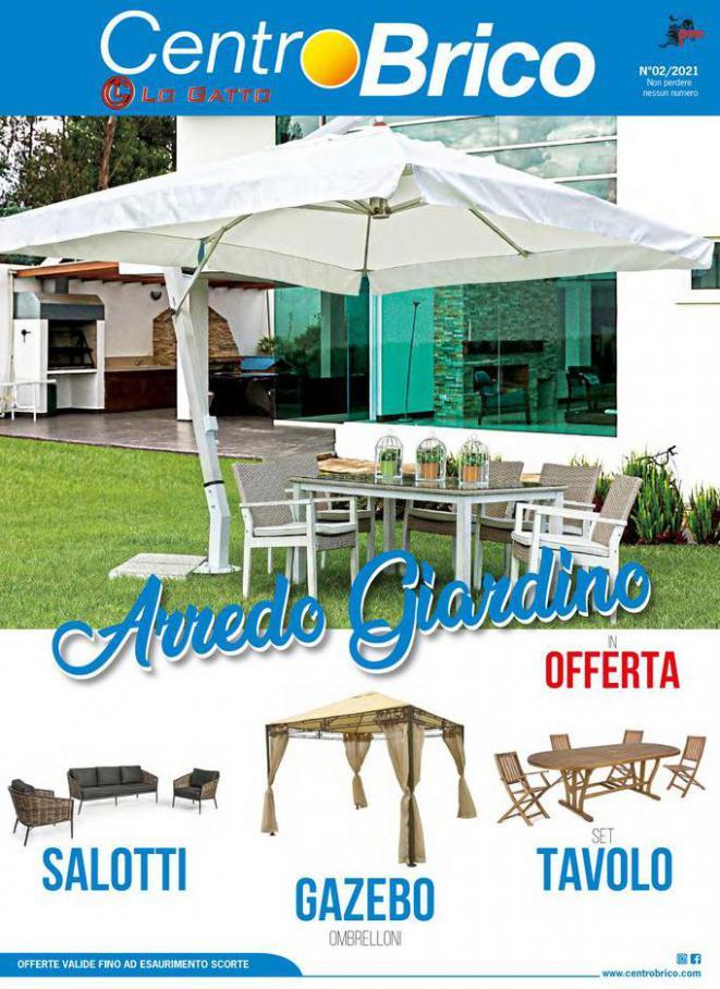 Arredo Giardino . Centrobrico Lo Gatto (2021-06-21-2021-06-21)