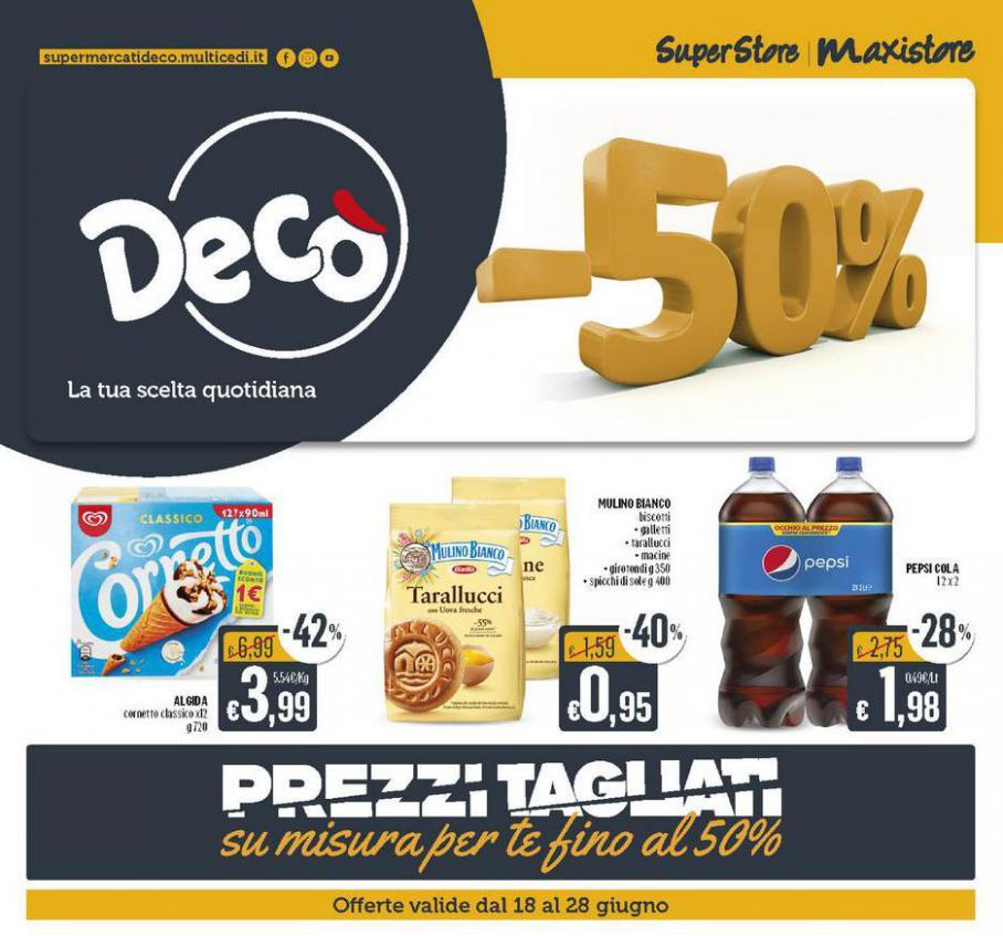 DECO MAXISTORE: -50%!. Deco Maxistore (2021-06-28-2021-06-28)