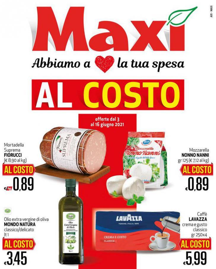 AL COSTO! . Maxi Superstore (2021-06-16-2021-06-16)