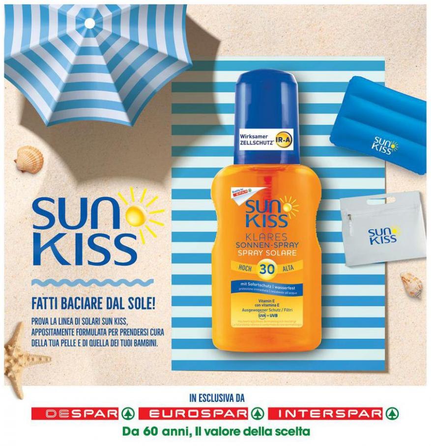 SUN KISS. Despar (2021-12-31-2021-12-31)