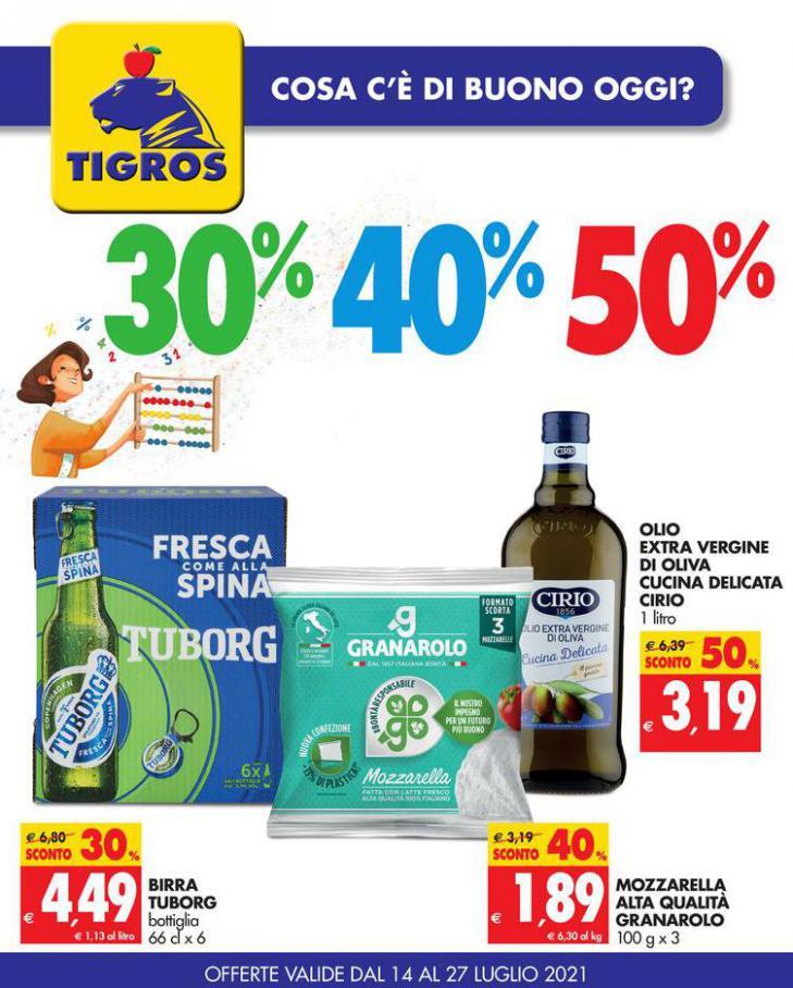 offerte Tigros. Tigros (2021-07-27-2021-07-27)