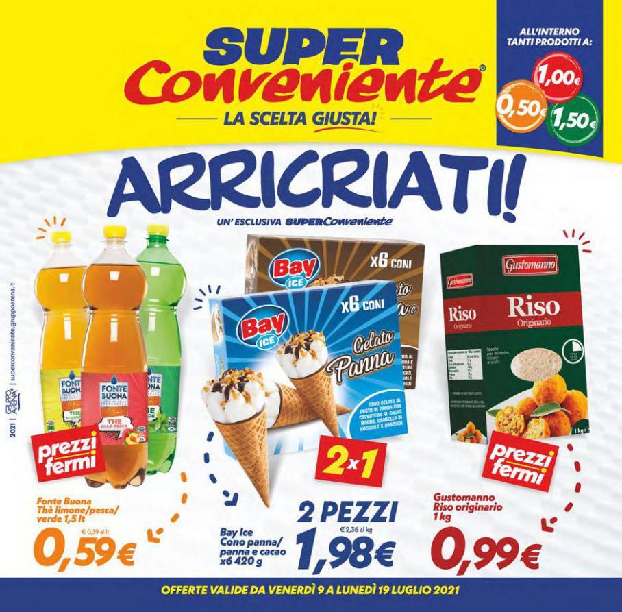 Arricriati!. Iper Super Conveniente (2021-07-19-2021-07-19)