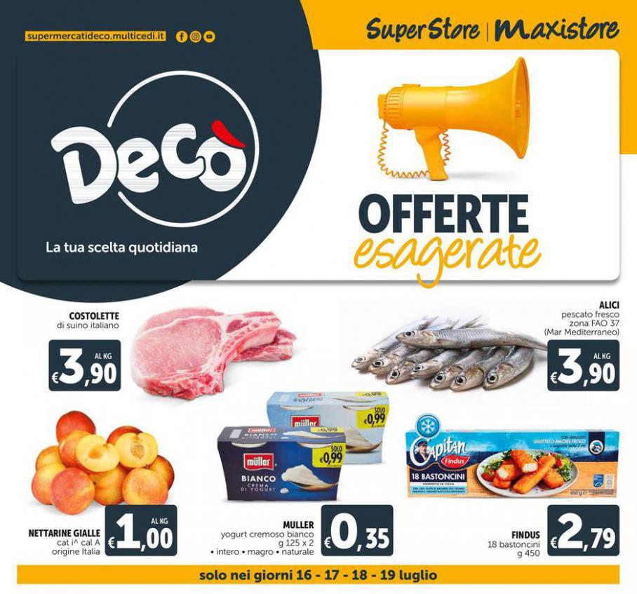 DECO MAXISTORE - Risparmio multiplo. Deco Maxistore (2021-07-19-2021-07-19)
