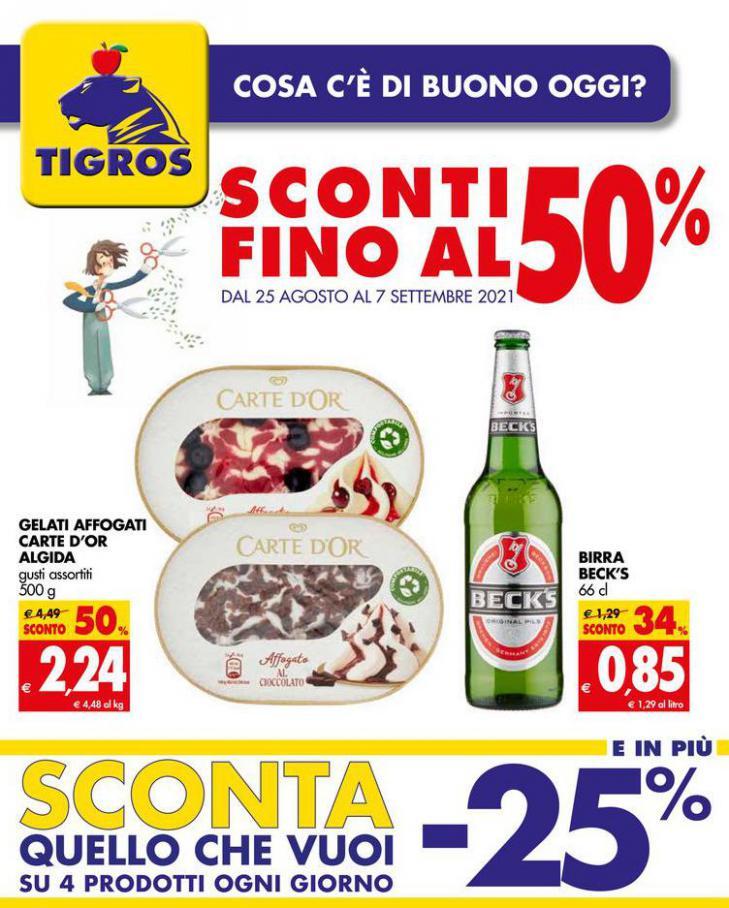 offerte Tigros. Tigros (2021-09-07-2021-09-07)