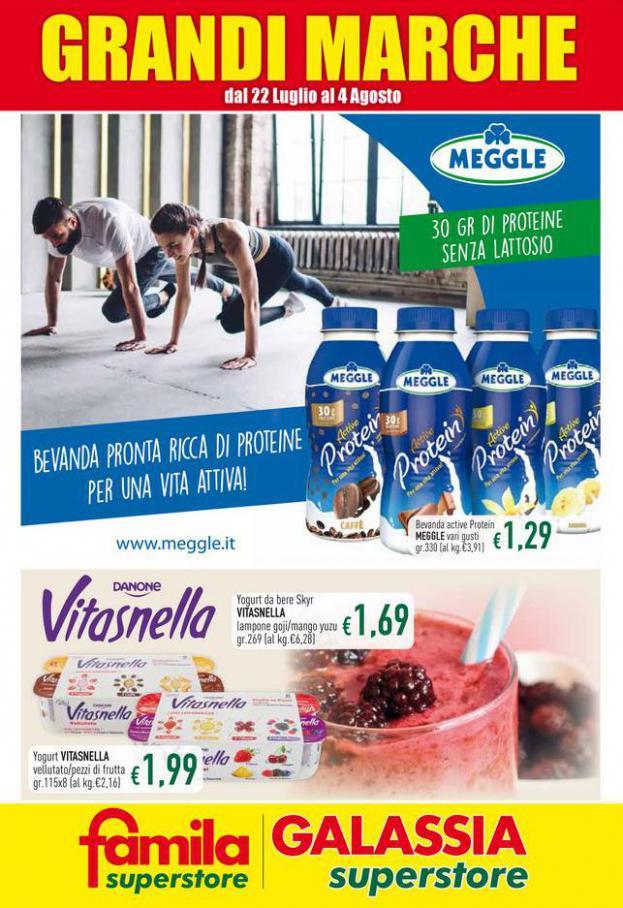 Grandi Marche. Galassia (2021-08-04-2021-08-04)