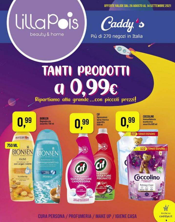 Tanti prodotti a 0,99€. Lillapois (2021-09-14-2021-09-14)