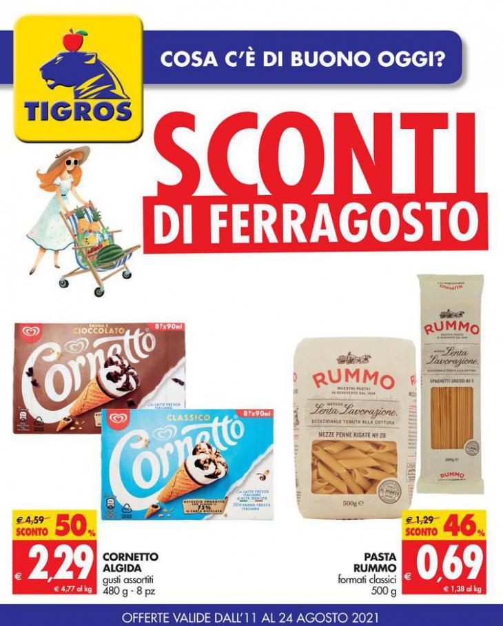 offerte Tigros. Tigros (2021-08-24-2021-08-24)