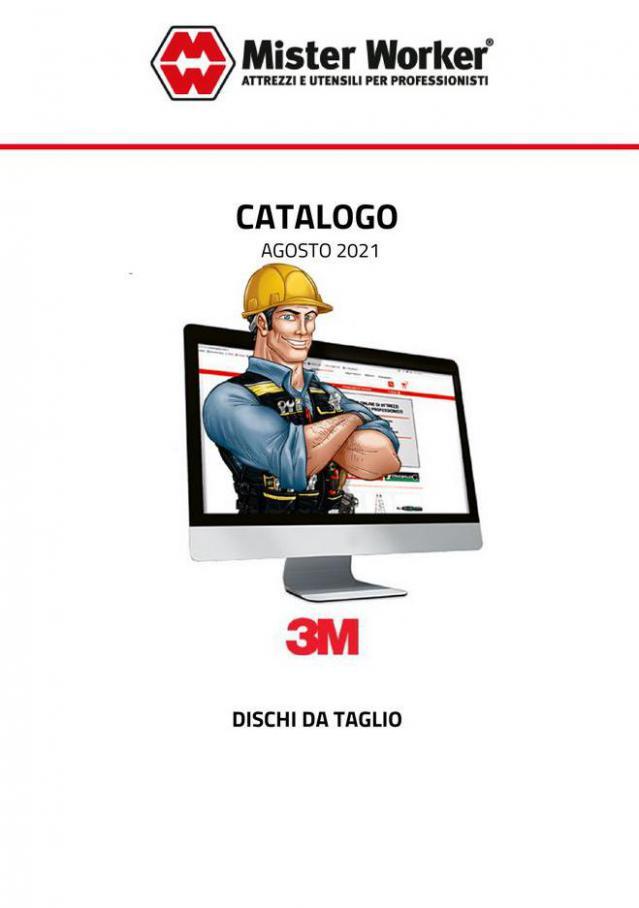 3M dischi da taglio. Mister Worker (2021-08-31-2021-08-31)
