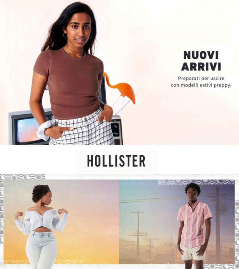 Nuovi Arrivi. Hollister (2021-09-02-2021-09-02)