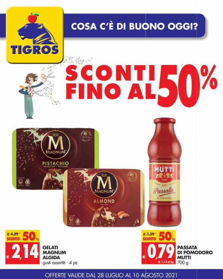 offerte Tigros. Tigros (2021-08-10-2021-08-10)