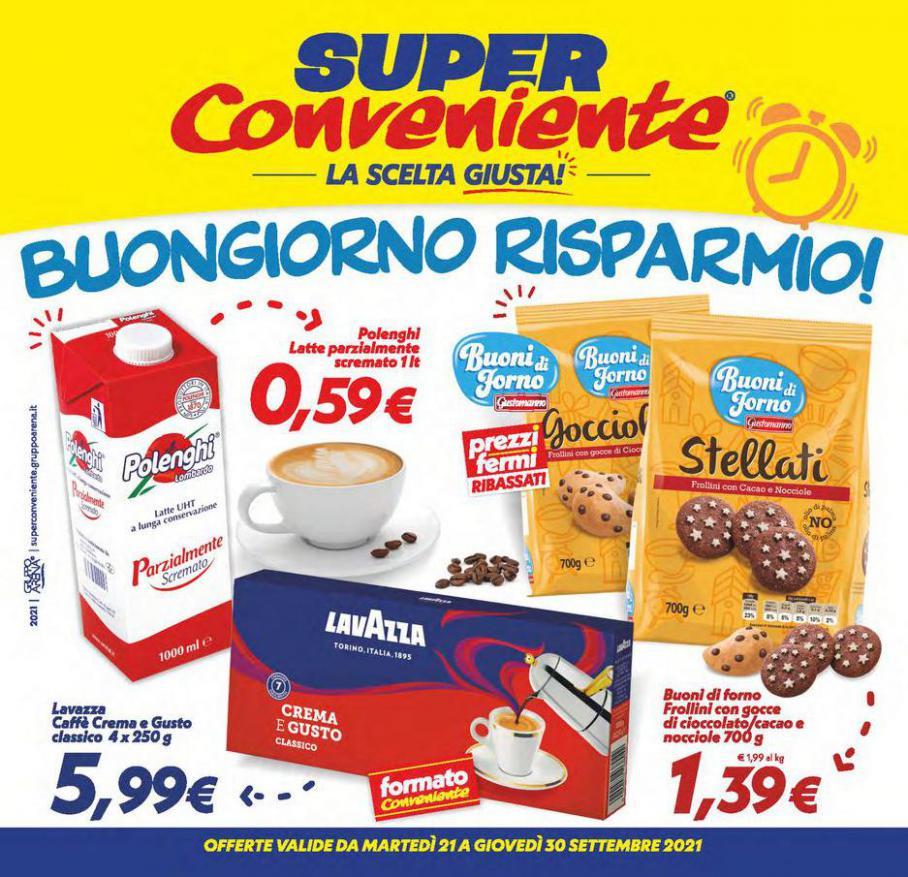 Buongiorno Risparmio!. Iper Super Conveniente (2021-09-30-2021-09-30)