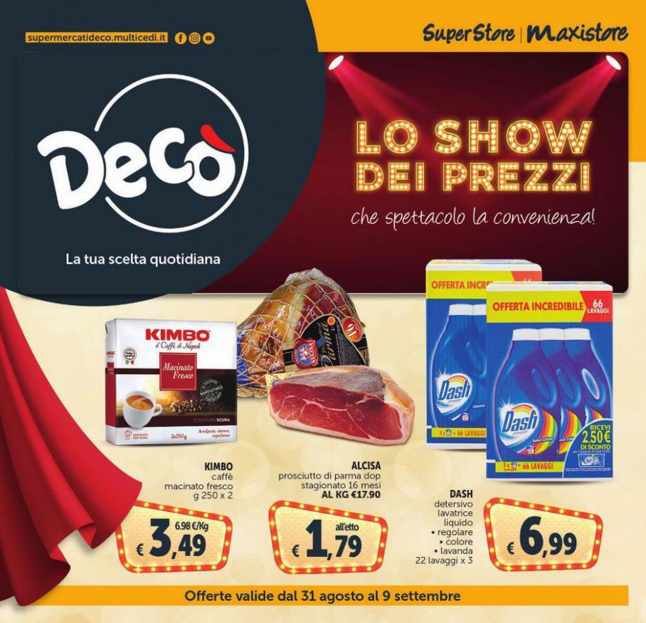 Deco Maxistore: Lo show dei prezzi!. Deco Maxistore (2021-09-09-2021-09-09)