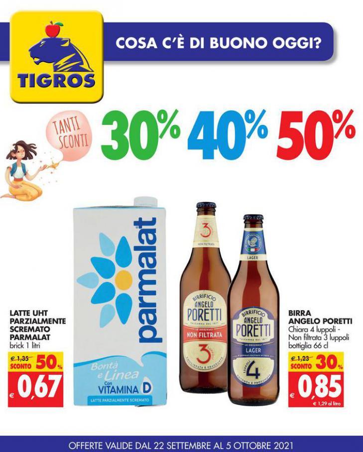 offerte Tigros. Tigros (2021-10-05-2021-10-05)