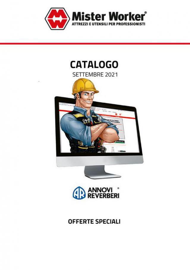 Offerte speciali ANNOVI REVERBERI. Mister Worker (2021-09-30-2021-09-30)