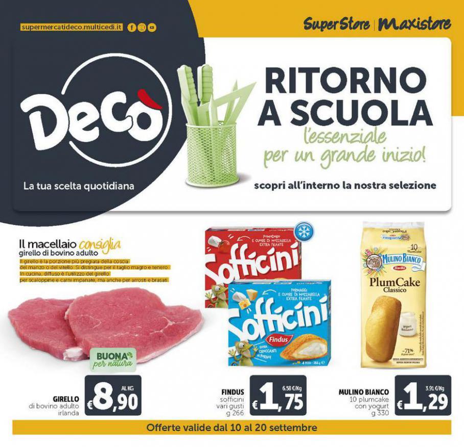 DECO MAXISTORE - Back to school!. Deco Maxistore (2021-09-16-2021-09-16)