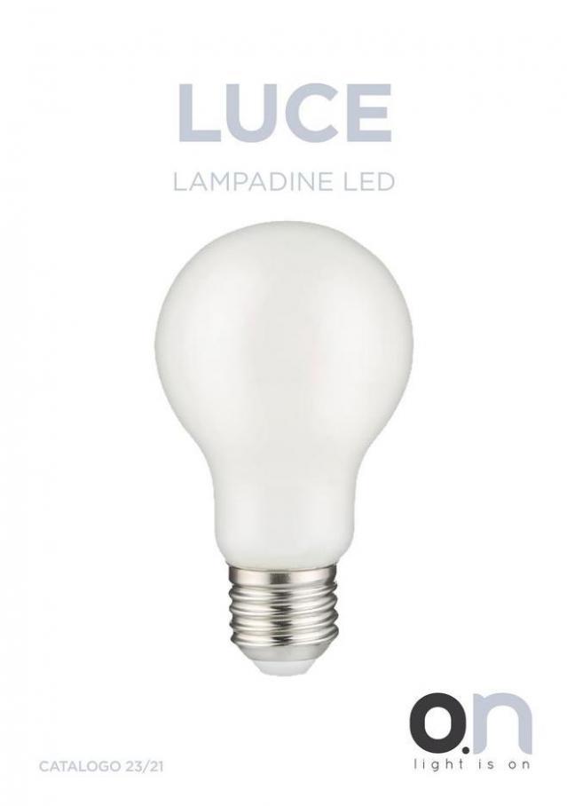LUCE Lampadine Led. Gbc (2021-09-30-2021-09-30)