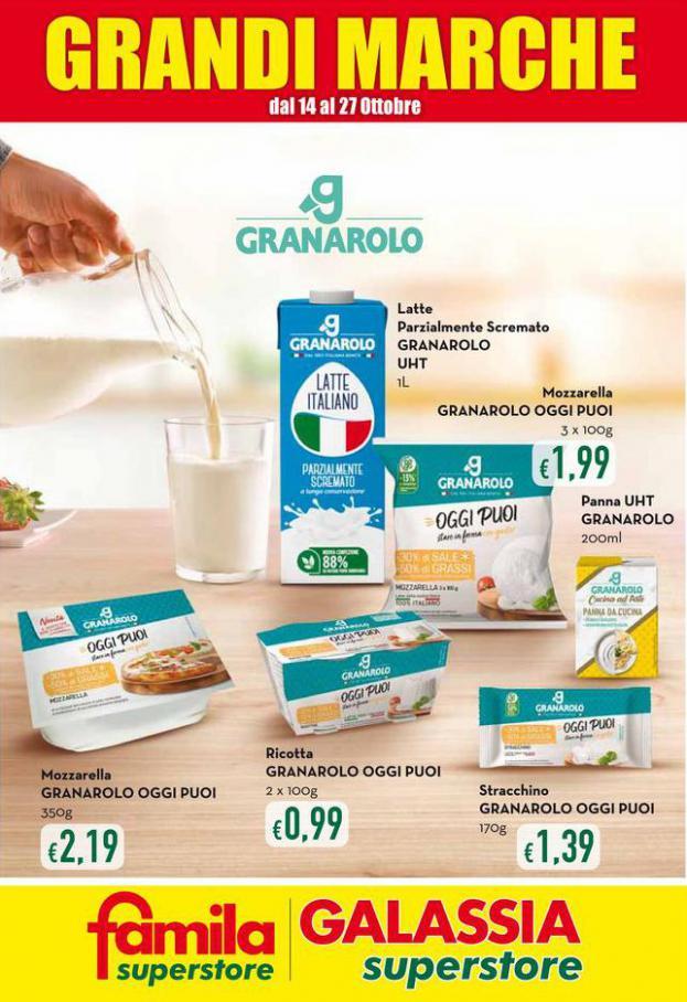 Grandi Marche. Galassia (2021-10-27-2021-10-27)