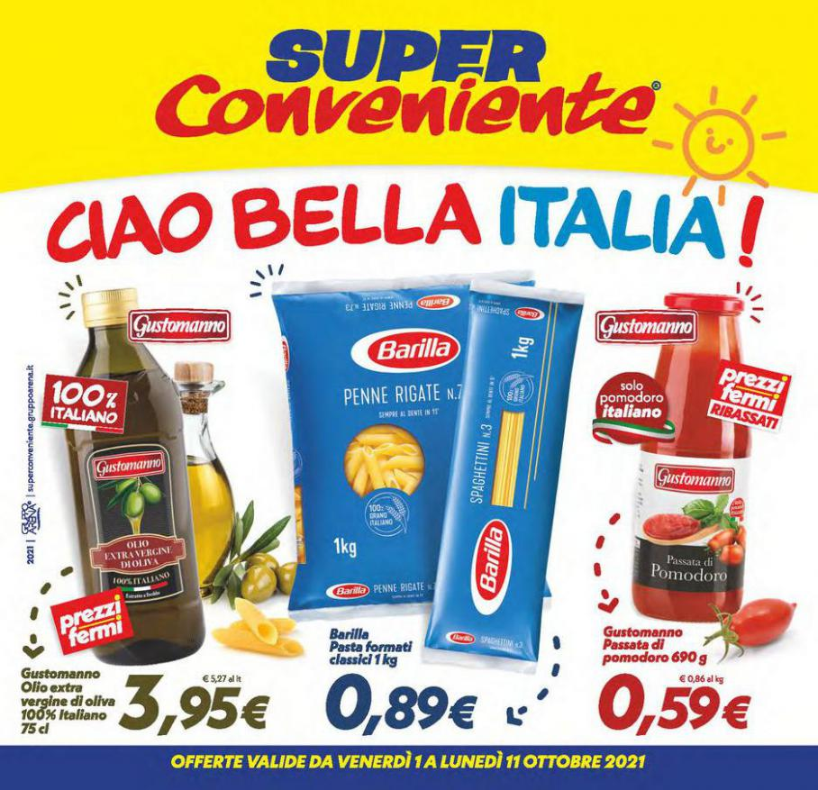 Ciao Bella Italia!. Iper Super Conveniente (2021-10-11-2021-10-11)