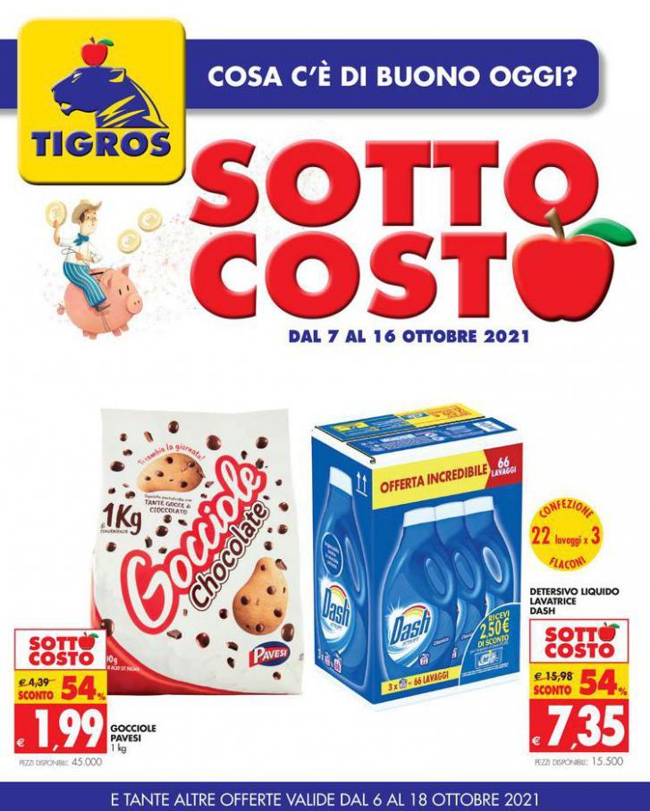 offerte Tigros. Tigros (2021-10-18-2021-10-18)